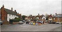 SP9435 : The Square, Aspley Guise by Derek Harper