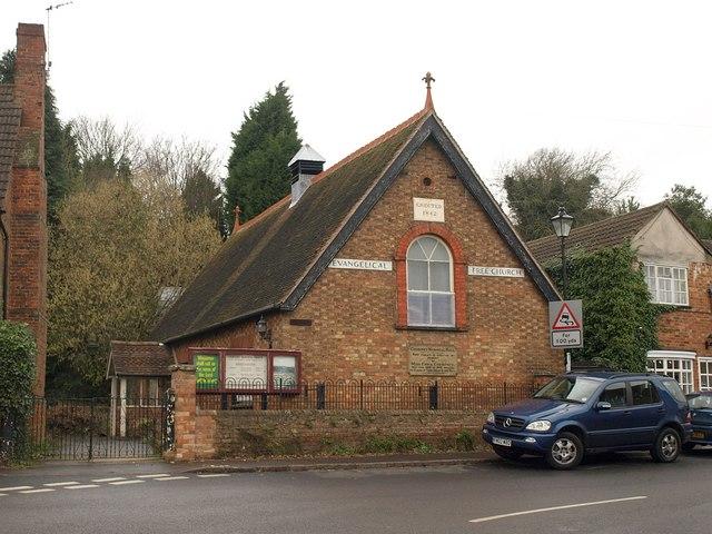 Evangelical Free Church, Aspley Guise