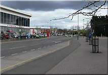 SK5802 : Eastern Blvd, Leicester by Mat Fascione