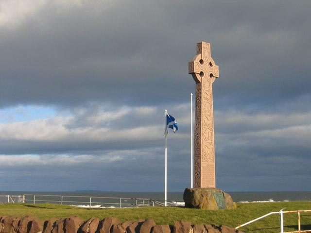 Celtic Cross North Berwick