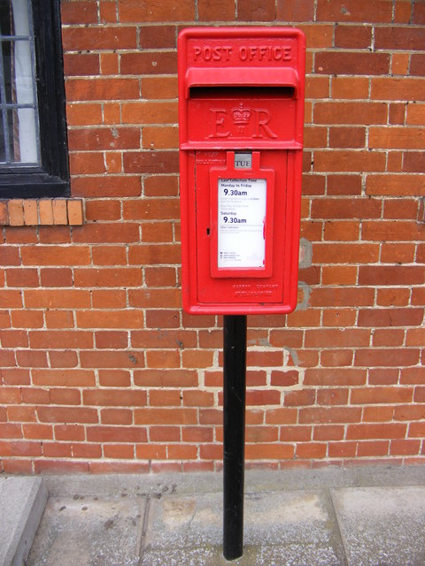 Post Office Postbox