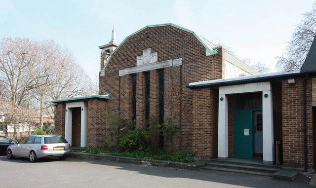 Christ Church & St Stephen, Battersea Park Road
