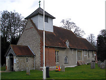 SU5846 : Hampshire:  All Saints Church, Dummer by Dr Neil Clifton