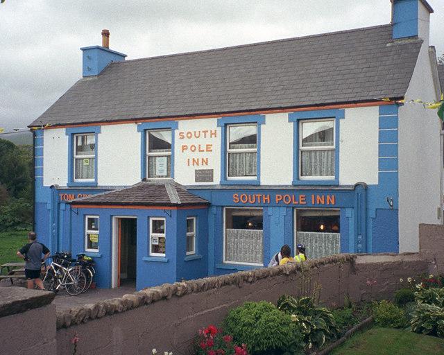 South Pole Inn, Anascaul, County Kerry