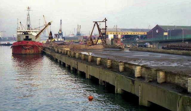Weir and cross-harbour links, Belfast (19)