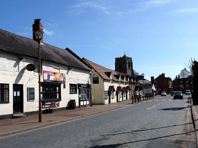 Church Street, Chirk