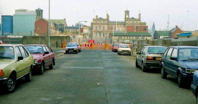 Weir and cross-harbour links, Belfast (21)