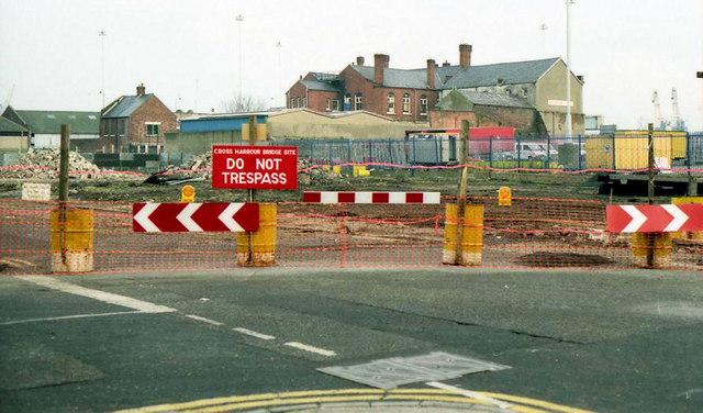 Weir and cross-harbour links, Belfast (22)