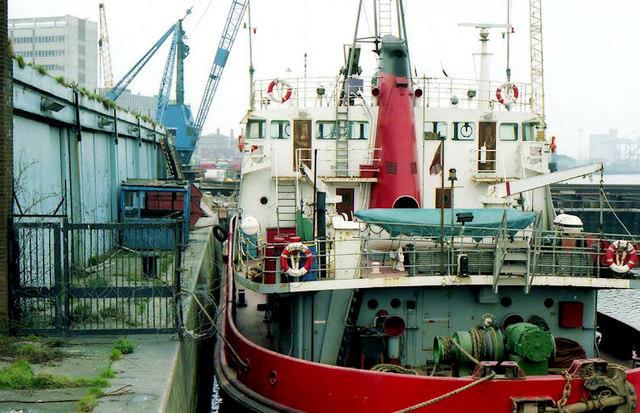 Weir and cross-harbour links, Belfast (28)