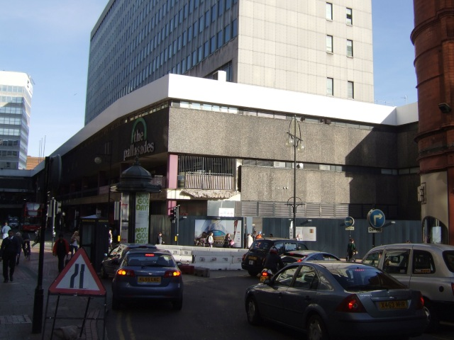 Before the new New Street Station