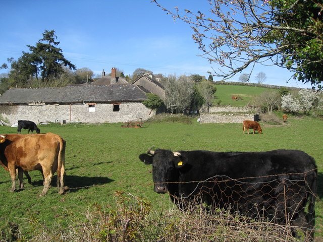 Littlehempston Farm Buildings