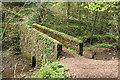 SX3957 : Saltash: bridge at head of creek by Martin Bodman