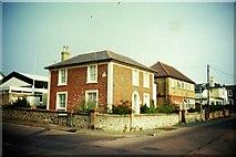 SZ5984 : Former Youth Hostel, Sandown by David Hillas