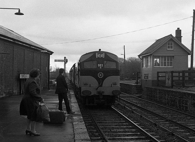 Balla railway station