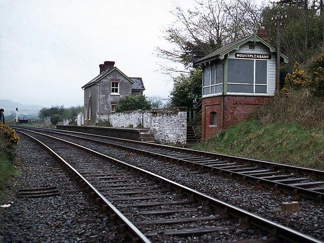 Mountpleasant railway station