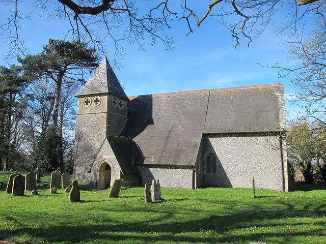 Church of St James, Bicknor