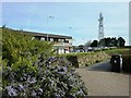 SW6641 : Penhaligon Building, Cornwall College, Camborne by Tom Jolliffe