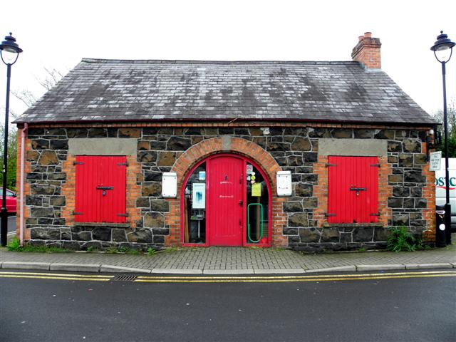 The Old Forge, John Street, Randalstown