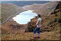 NN2208 : Loch Restil from Beinn an Lochain by Alan Reid