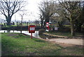 TQ5846 : Slipway, River Medway by N Chadwick