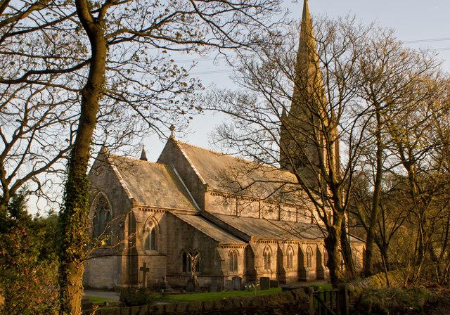 St Peter's Church, Belmont
