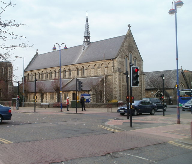 Saint Barnabas Parish Church, Gorse Hill, Swindon