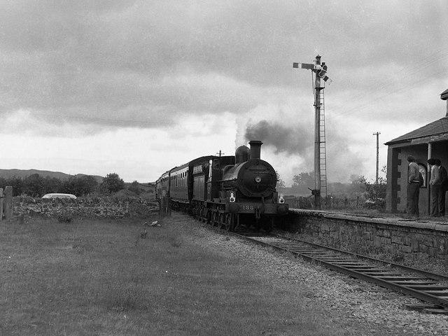 Carrowmore railway station