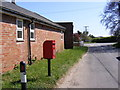 TM3054 : The Street & Three Tuns Postbox by Adrian Cable