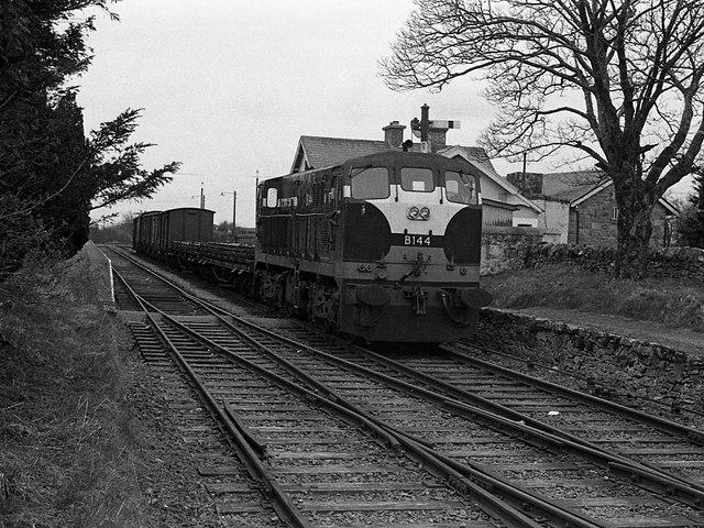 Kiltimagh railway station