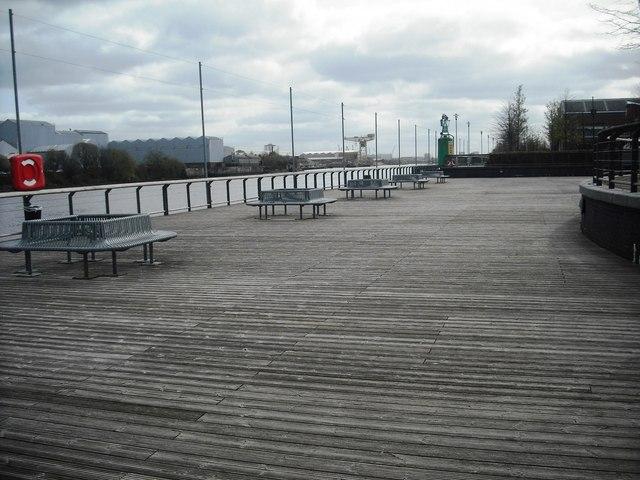 Boardwalk at Braehead