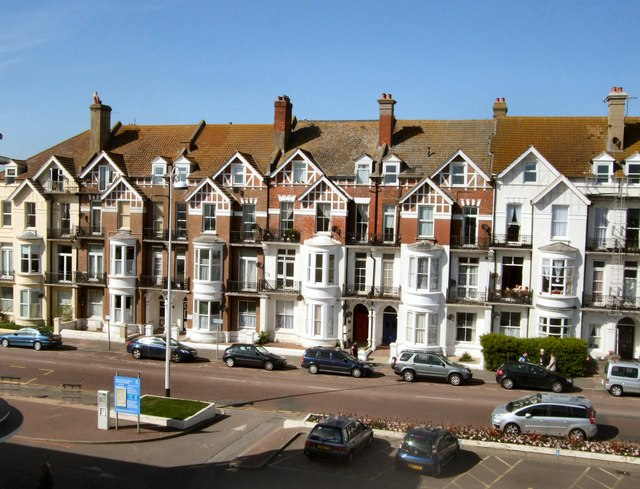 Hotels on Bexhill Seafront