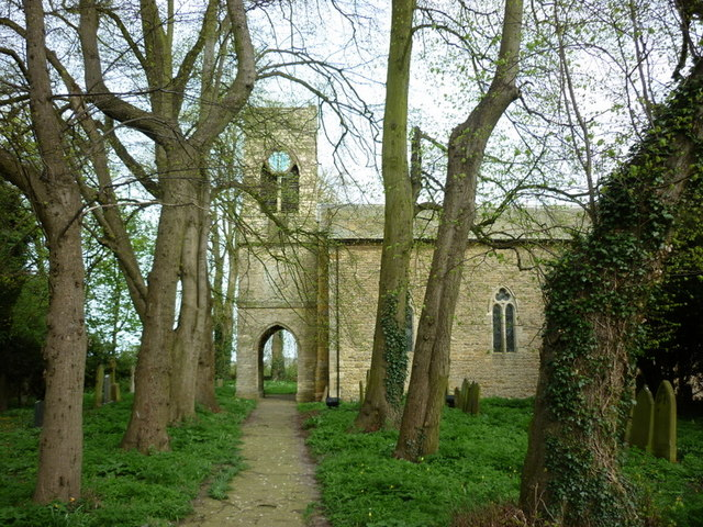 St Andrew's Church, Fillingham, Lincolnshire