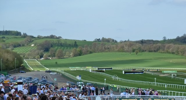 General view, Chepstow Racecourse