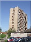 SO8896 : Council Housing - St Joseph's Court by John M