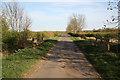 SK8955 : Mill Lane by Richard Croft