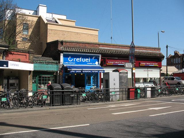 Shops on Garratt Lane (2)