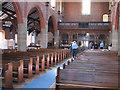 TQ2572 : St Luke's church: interior (2) by Stephen Craven