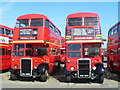 TQ0336 : London Bus Preservation Trust Gathering by Colin Smith
