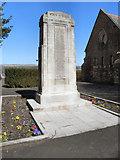 SD6210 : Blackrod War Memorial by David Dixon