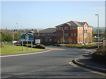 SO9568 : BDHT Building, Bromsgrove by Rob Newman