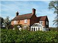 SO9561 : Pear Tree Cottage, Broughton Green by Chris Allen