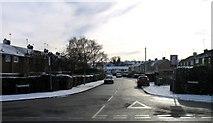 SK8508 : Snowdon Avenue by Andrew Tatlow