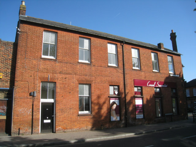 Commercial building - Winchester Street
