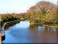 SD5809 : Leeds and Liverpool Canal, Red Rock by David Dixon