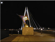 SD3317 : The Marine Way Bridge by David Dixon
