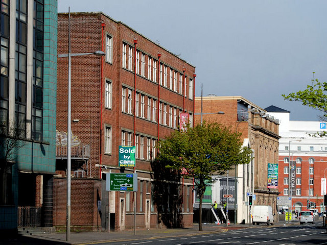 Former tea warehouse, Belfast (2)
