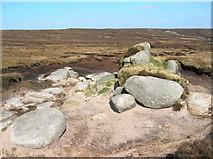 SK1087 : Edale Moor by Mick Garratt