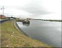 ST1167 : Barry Docks by John Baker