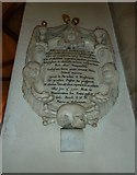 SP5105 : Oxford's Christ Church Cathedral: memorial (30) by Basher Eyre