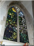 SP5105 : Oxford's Christ Church Cathedral: stained glass window (xiv) by Basher Eyre